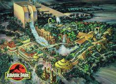 Jurassic Park: The Ride Universal Studios Hollywood | JURRASIC PARK – THE RIDE (Universal Studios Hollywood)