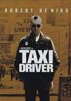 TAXI DRIVER. dvd.
