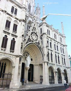 Parroquia del Sagrado del Corazón de Jesús y San Ignacio de Loyola en la Habana