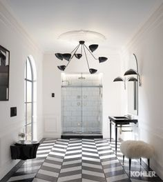 Chic Hollywood Bathroom | Kohler