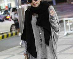 Winter Long Wool Scarf