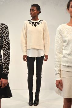 NYC Recessionista: FIRST LOOK: Ann Taylor Winter 2014 Collection Fall Winter Outfits, Autumn Winter Fashion, Spring Outfits, Spring Fashion, Winter Style, Loft Outfits, Weekend Wear, Winter Collection, Fashion Forward