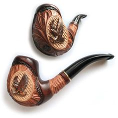 New Smoking Pipe Wooden pipe Tobacco Pipe от Tobaccopipesshop