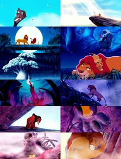 Day 1: Favorite Disney movie, The Lion King. I watched this so much growing up (: