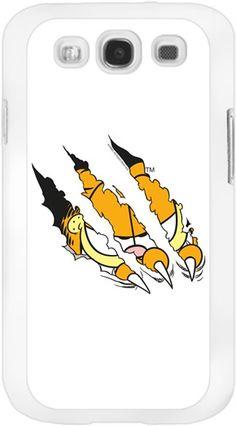 Garfield Pençe Kendin Tasarla - Samsung Galaxy S3 Kılıfları