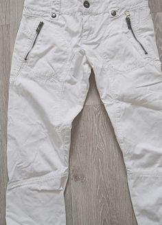 Kup mój przedmiot na #vintedpl http://www.vinted.pl/damska-odziez/szorty-rybaczki/12447526-biale-rybaczki-spodnie-nowe-funknsoul
