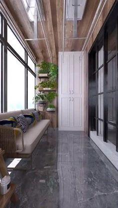 House Balcony Design, Small Balcony Design, Small Balcony Decor, Small House Design, Balcony Ideas, Room Design Bedroom, Home Room Design, Dream Home Design, Home Interior Design
