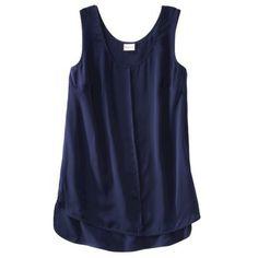 Merona® Women's Sleeveless Top -Xavier Navy