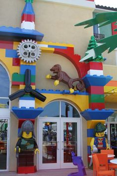 LEGOLAND Hotel in Carlsbad, CA | Theme Parks | Hotels for Kids | Fun for the Family