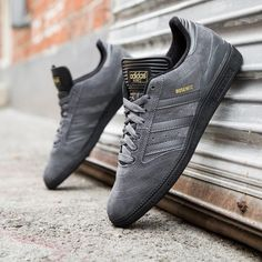 adidas Skateboarding Busenitz: Grey