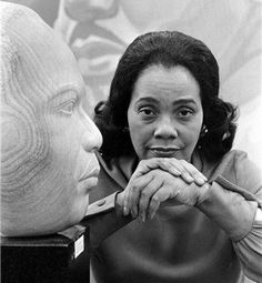 ON April 27, 1927 Coretta Scott is born in Marion, Ala. She will LATER marry Martin Luther King, Jr. In 1953 and be an integral part of his civil rights activities. After his assassination in 1968, Ms. King continued her civil rights activities (especially with the Women's Movement), founding the Martin Luther King, Jr. Center for Nonviolent Change in Atlanta, Ga. until her passing in 2006.
