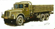 Truck Art, Fire Engine, Military Art, Cars And Motorcycles, Military Vehicles, Inventions, Vintage Cars, Army, Trucks