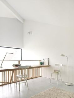 SOJORNER — Sparse, airy and light.
