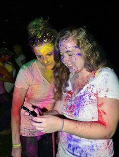 DJ Hybrid Paint Concert