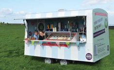 Yummy Yorkshire ice cream trailer to hire