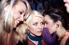 Happy Anniversary, Studio 54! The Iconic Nightclub's 21 Best Beauty Looks 1981