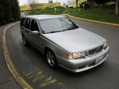 1998 Volvo V70 R AWD 4dTurbo Wagon - Lynnwood Financing Available WA Volvo V70r, Volvo Wagon, Cars For Sale, Scrapbook, My Style, Vehicles, Cars For Sell, Scrapbooking, Car