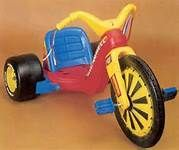 "Big Wheel! 1970's toys - Bing Images. My brother rode one of these to the point of smoothing out one side of the wheels. He'd get it going as fast as he could and then hit the ""brakes"". :) Good to see they're finally making them for girls too!"
