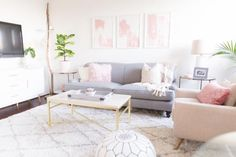 MY APARTMENT MAKEOVER FROM MR. KATE