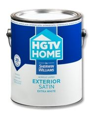 HGTV HOME By Sherwin Williams Exterior Paint And Coordinated Color  Collections Help Give Your Home Curb Appeal And The Character You Are  Looking For.