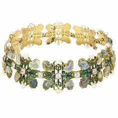 Gorgeous bracelet by René Lalique