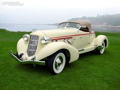 1935 Auburn 851 SC. How do I get one of these??