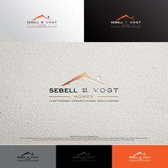 Design a fresh, crisp logo for two experienced Realtors forming a partnership. by شیخ صاحب