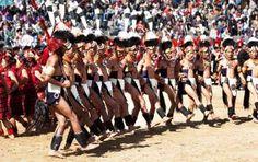 Hornbill festival-Naga Heritage Village