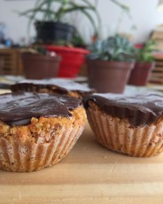 """✨Yasmin Brunet✨ no Instagram: """"Bolo cru de cenoura !!!! ✨ Fiz esse bolo para testar e ficou uma delicia !!! Espero que gostem ! Bolo  2-3 cenouras pequenas sem casca 6 tâmaras sem caroço 1 colher de canela em pó 1/2 xícara de amêndoas Cobertura  1/2 barra de chocolate sem leite derretido Ou Óleo de coco + cacau em pó+ açúcar de coco Bater todos os ingredientes no processador e colocar em forma de silicone. Levar ao congelador por 5-10 min. Depois é só jogar a calda e congelar de"""