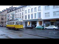 Kurs A1 Hörtext Oldtimer Straßenbahn - YouTube
