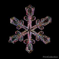 Sectored Plate Snowflake 001.03.02.2014