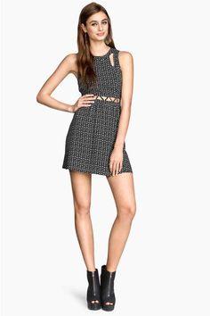Vestido com recortes | H&M