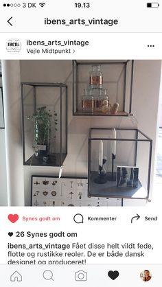 Så er vores møbler i IBEN's art & vintage midtpunktet i Vejle👌🤗☀️