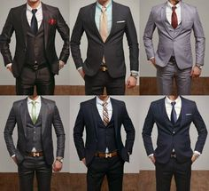 Groom/groomsmen ideas