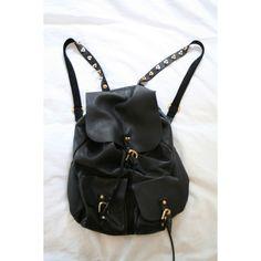 산 뜻 한 ❤ liked on Polyvore featuring pictures, bags, backpacks, tumblr and…