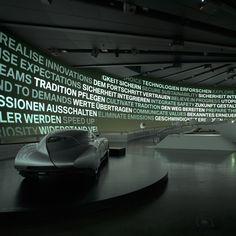 BMW Museum — Atelier Brückner + ART+COM