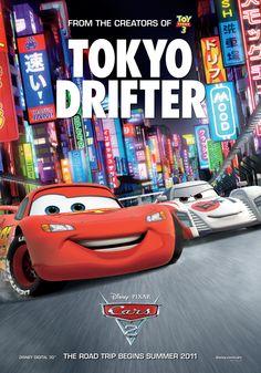 Disney-Pixar Cars Free family-fun craft activities and Cars 2 Movie, Cars 1, Pixar Movies, Race Cars, Animation Movies, Movie Film, 3d Animation, Disney Animation, Hd Movies