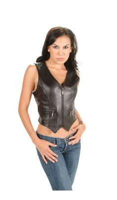 Dona Michi Women's Vest With Zipper Black Genuine Leather-Black-s Dona Michi,http://www.amazon.com/dp/B008DJDNIQ/ref=cm_sw_r_pi_dp_YSQgsb0G4YR0NDS8