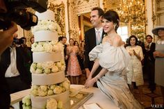 Caroline Sieber wedding in Austria