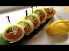 Homemade Sushi: Naruto Cucumber Rolls