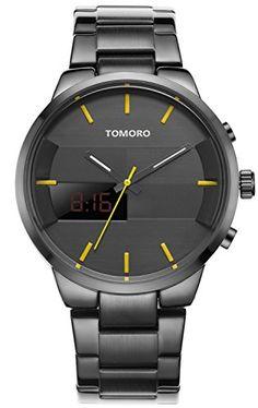 Quartz Watches Fanala Watch Men Geneva Steel Band Men False Three Eyes Fashion Casual Round Quartz Watches Relogio Masculino Reloj Hombre Men's Watches