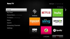 A Roku device is only half of the cord cutting puzzle. The antenna. Video 4k, Video Channel, Cheap Tvs, Tv Store, Homescreen, Netflix, Finding Yourself, It Cast, User Interface