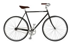 LINUS ROADSTER CLASSIC  This stripped down, elegant ride is the bicycle in its purest form. A simple, clean profile inspired by French and Italian cinema from the 50's and 60's.
