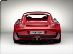 Fotos del StudioTorino RK Coupe Porsche Cayman - 9 / 17