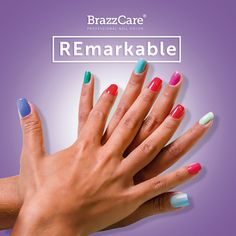 brazzcare_official The brazzcare service is remarkable. Put us on the test and find out more ! Aesthetic Center, Aesthetic Clinic, Nail Bar, Professional Nails, Nail Colors, Manicure, Instagram, Nails, Polish