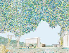 """Check out new work on my @Behance portfolio: """"orchard""""…"""