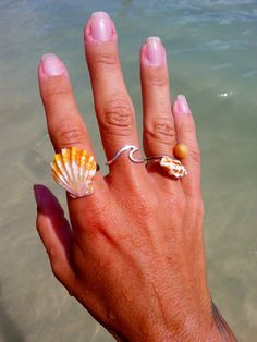 KA HOKU KAI -By: Shanda's Hawaiian Designs    A thick, sturdy Sterling Silver or 14K Gold fill wire, hand formed into a solid band wave.
