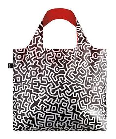 Take a look at this Keith Haring Untitled Reusable Shopping Bag today! Reusable  Tote Bags 32fc96c169