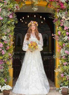Vestido de Noiva Mariana Ruy Barbosa