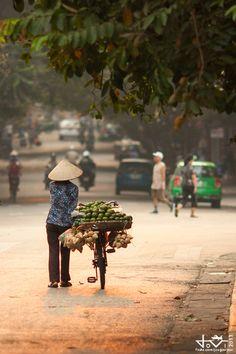 Hanoi-Early-Morning